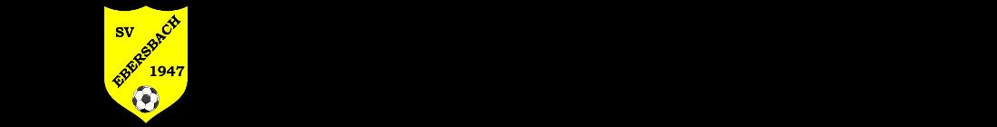Sportverein Ebersbach e.V. Logo
